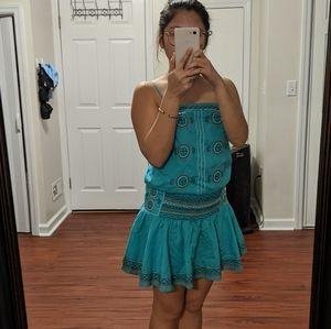 girly summer dress